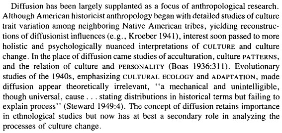 Source: Dictionary of Concepts in Cultural Anthropology by Robert Winthrop  (1991, Page 84).