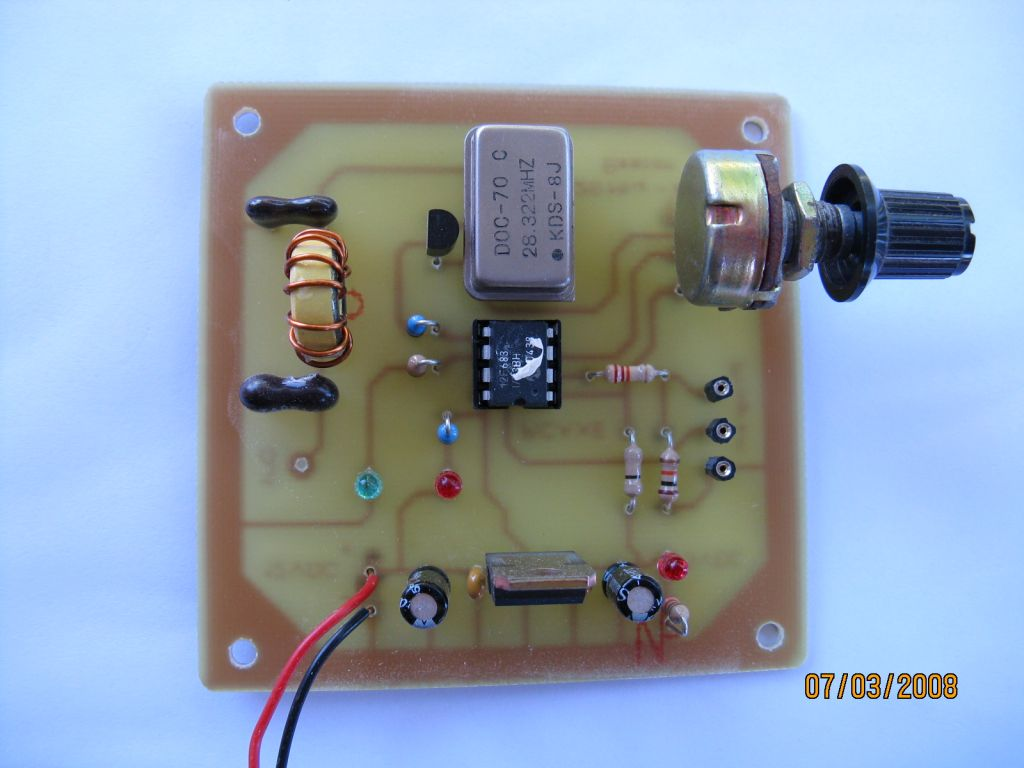 Picaxe 08m mimi 28mhz beacon furthermore Fm Receiver Antenna  lifier 2 additionally 75w Pa Matrix 14 together with Rocket further 6k7 Dx Radio. on fm radio receiver circuit diagram